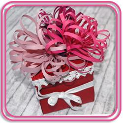 Basteltipp, DSBO, Papier, Blumen, Muttertag, Geschenk, Box