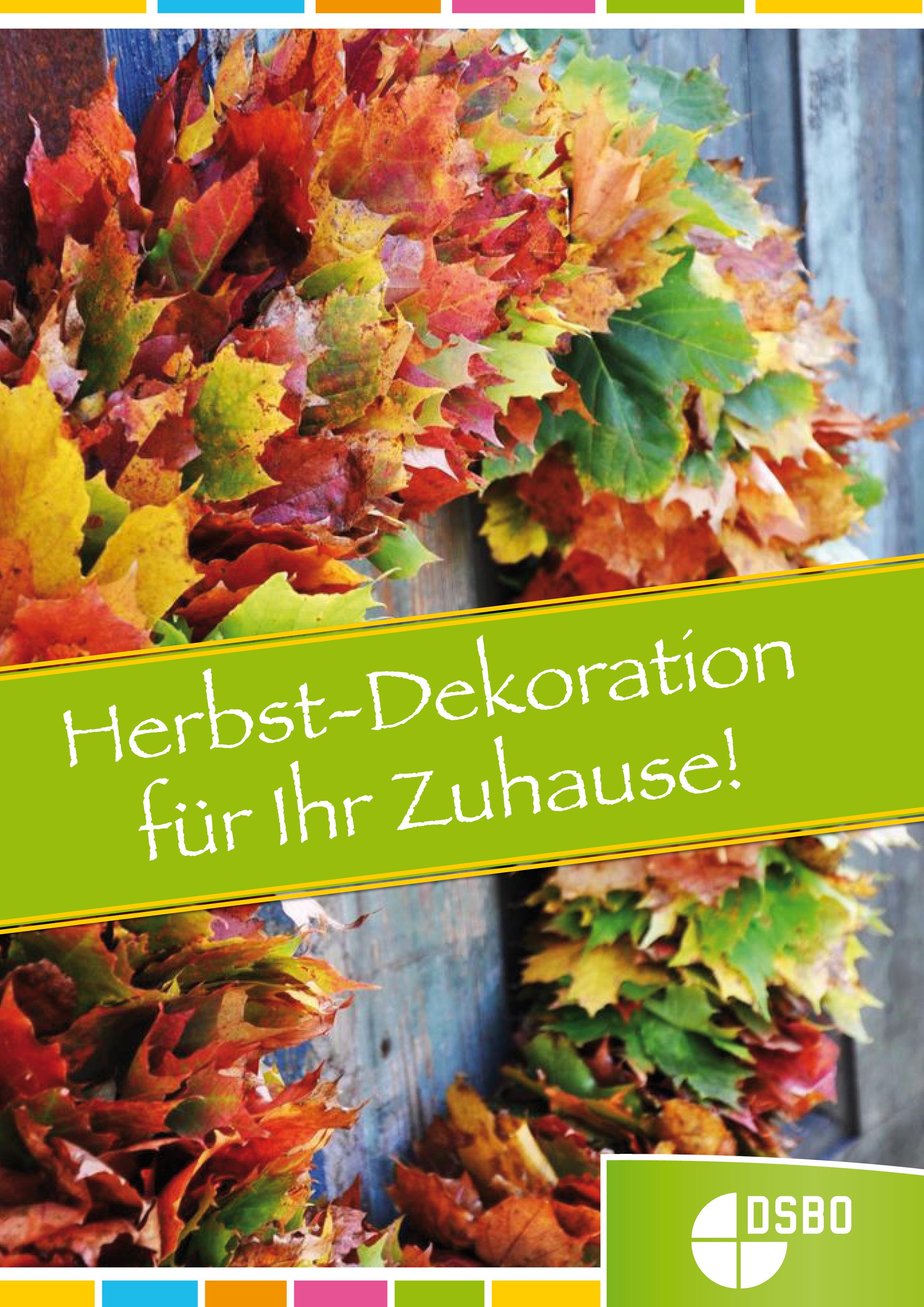 Herbst, Deko, DSBO