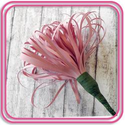 Basteltipp, DSBO, Papier, Blume, Muttertag, Valentistag